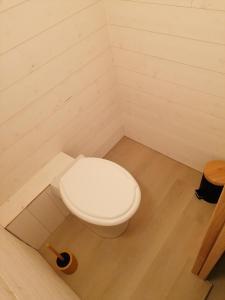 A bathroom at HOTEL DE LA GARE