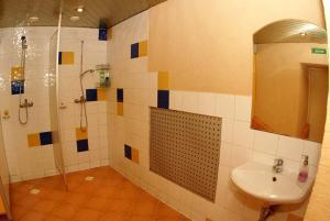 Ванная комната в Апартаменты на Адмиралтейской