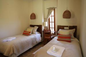 Cama o camas de una habitación en Terrace Lodge