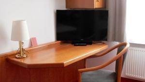 TV/Unterhaltungsangebot in der Unterkunft Hotel Gasthof Adler