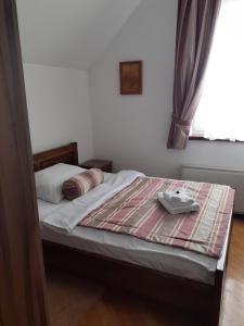 Krevet ili kreveti u jedinici u objektu B&B OPG Culig