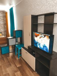 Телевизор и/или развлекательный центр в Квартира посуточно