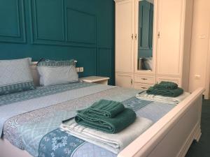 Легло или легла в стая в Луксозен апартамент в топ център