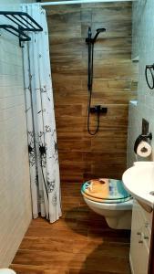 A bathroom at Апартаменты с отдельным входом