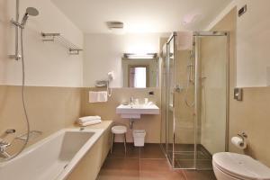 Bagno di Best Western Hotel Armando