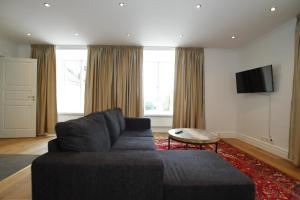 A seating area at Donners Hotell, Sure Hotel Collection by Best Western