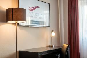 TV/Unterhaltungsangebot in der Unterkunft Mauritius Hotel & Therme