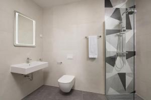 Ein Badezimmer in der Unterkunft Garden Palace Resort