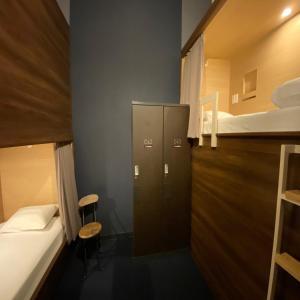 A bathroom at Hotel The Gate Kumamoto