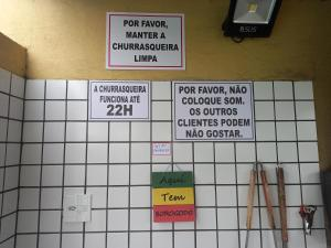 The floor plan of Apartamentos Portal da Ferradura