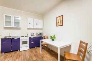 Кухня или мини-кухня в Чистопольская 64