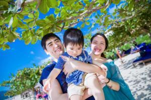 Children staying at Horizon Resort & Spa
