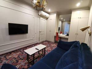 Гостиная зона в Отель История