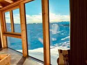 Lodge am Krippenstein im Winter