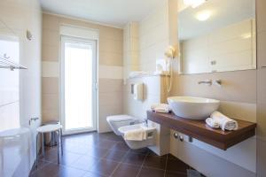 Ein Badezimmer in der Unterkunft Residence Villa Karda