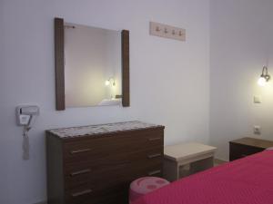 Ванная комната в Petra Houses