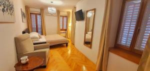 Гостиная зона в Residence Dream