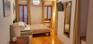 Кровать или кровати в номере Residence Dream