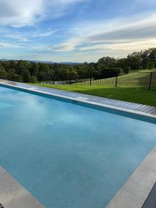 The swimming pool at or near Wine Country Villas