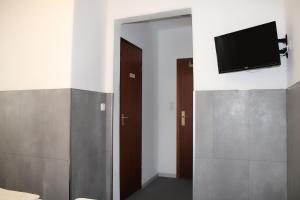 TV/Unterhaltungsangebot in der Unterkunft CVJM Hotel am Dom