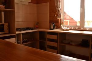 A kitchen or kitchenette at Faina House