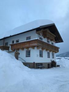 Hofgartnerhof durante o inverno