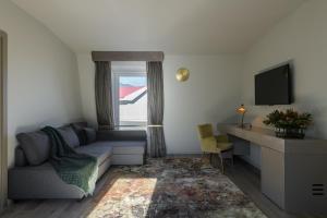 Uma área de estar em Pena D'Água Boutique Hotel & Villas