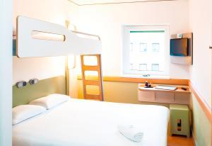 Litera o literas de una habitación en ibis budget Leeds Centre Crown Point Road