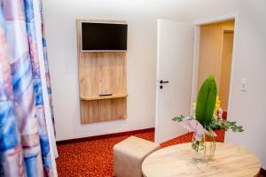 TV/Unterhaltungsangebot in der Unterkunft Waldhotel Friedrichroda
