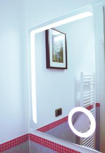 A bathroom at Room Inn