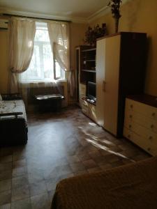 Гостиная зона в Apartamienty Gorkogho 38
