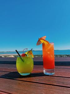 Drinks at Dolphin Heads Resort