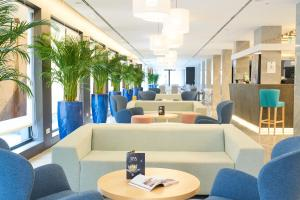 The lounge or bar area at El Puerto Ibiza Hotel Spa