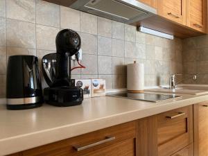 Kuhinja ili čajna kuhinja u objektu Vučko lux apartman B432