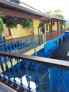 The swimming pool at or close to POUSADA CANTINHO DA VOVÓ