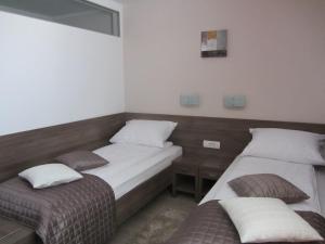 Postelja oz. postelje v sobi nastanitve Villa Tollazzi