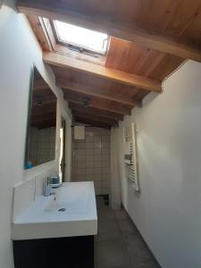 Uma casa de banho em Casinha do Barreiro