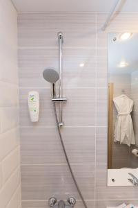 Ванная комната в Гостиница Двина