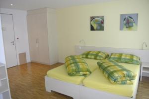 Ein Zimmer in der Unterkunft Hotel Garni Bären Bazenheid