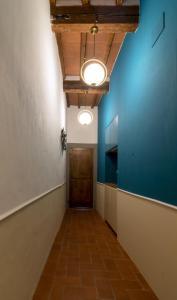 A bathroom at Ardiglione Apartment