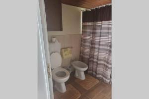 Um banheiro em Casa Eira Alta