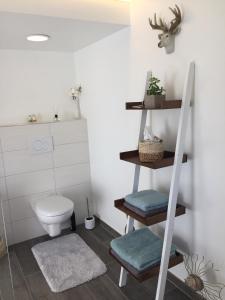 Ванная комната в Schwarzwald Boutique-Apartment HAUS REHGARTEN
