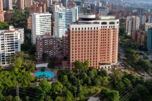 A bird's-eye view of Hotel Dann Carlton Medellín