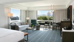 Zona de estar de Kimpton Marlowe Hotel, an IHG hotel
