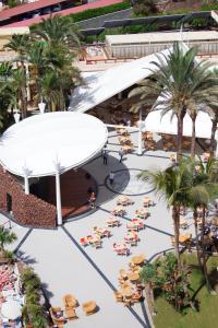 Een luchtfoto van Gloria Palace San Agustín Thalasso & Hotel