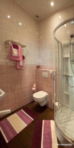Ein Badezimmer in der Unterkunft B&B De Vijf Zuilen