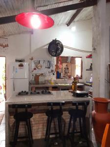 Una cocina o zona de cocina en Dom Jaime