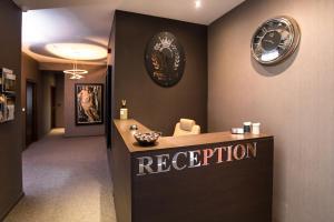 Lobi ili recepcija u objektu Prince Hall