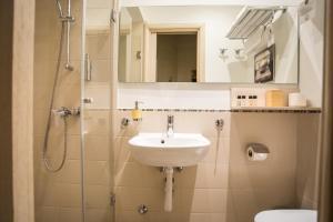 Kupatilo u objektu Prince Hall
