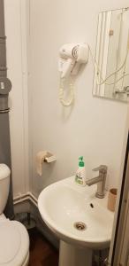 A bathroom at Рассказовка 2